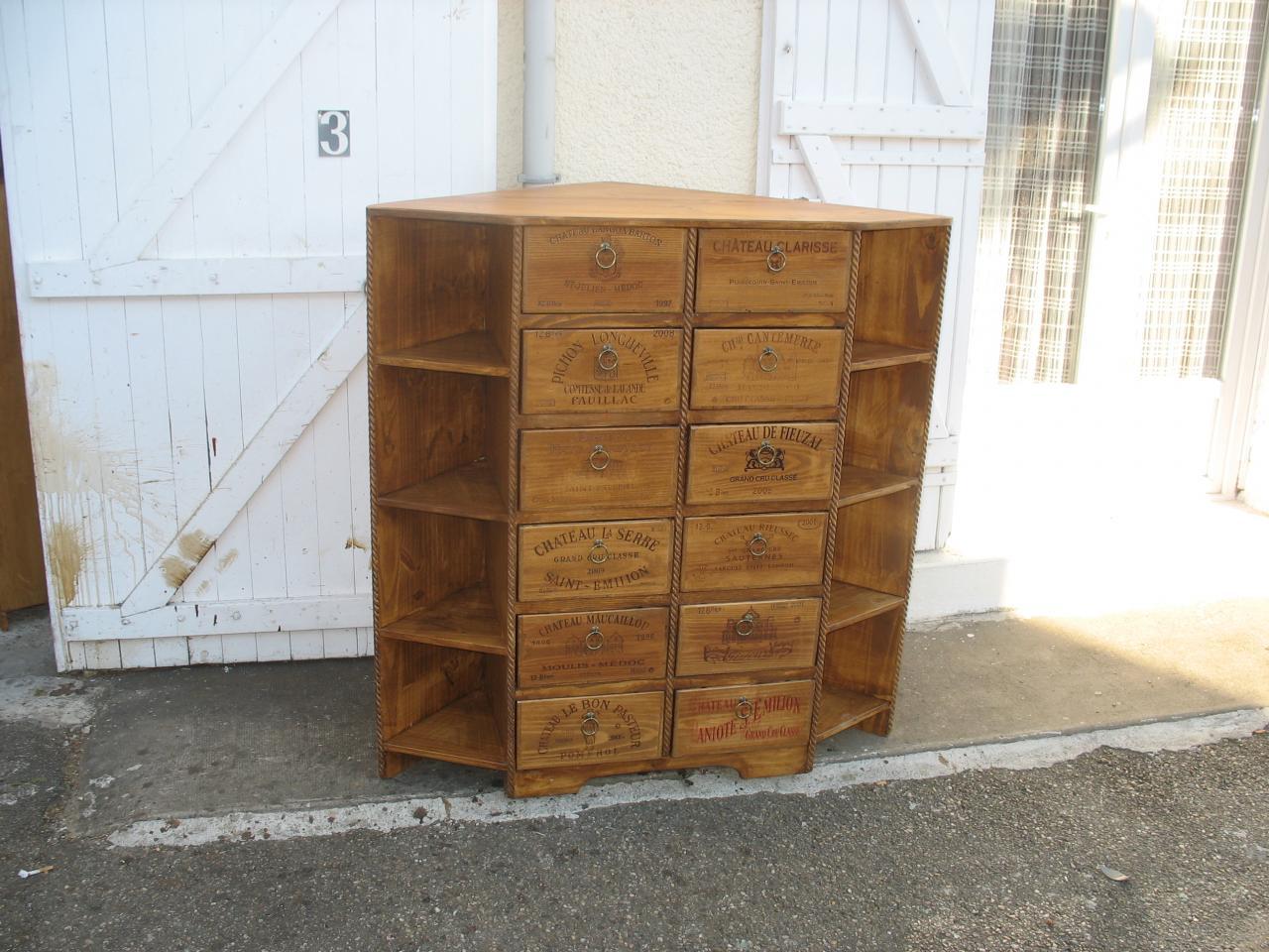 meuble dangle 3. Black Bedroom Furniture Sets. Home Design Ideas